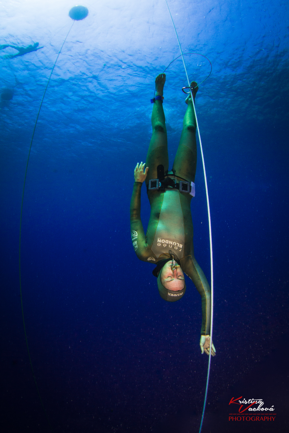 Renee Blundon - Freediver