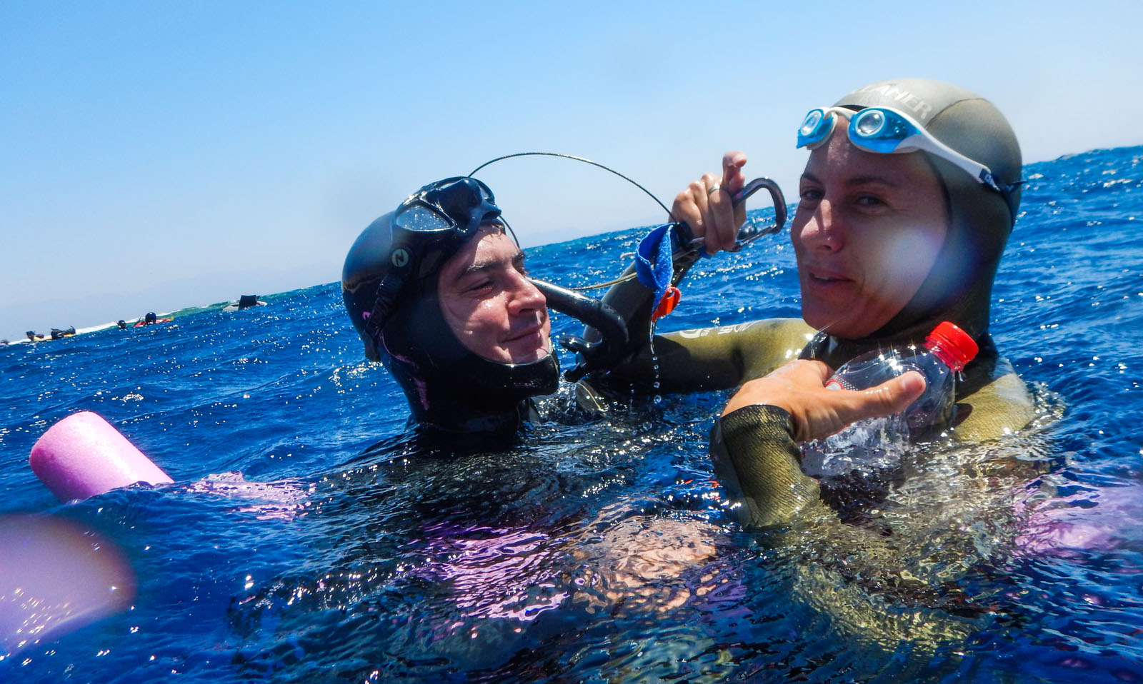 Renee Blundon - American Freediver