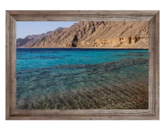 Colors of the Sinai
