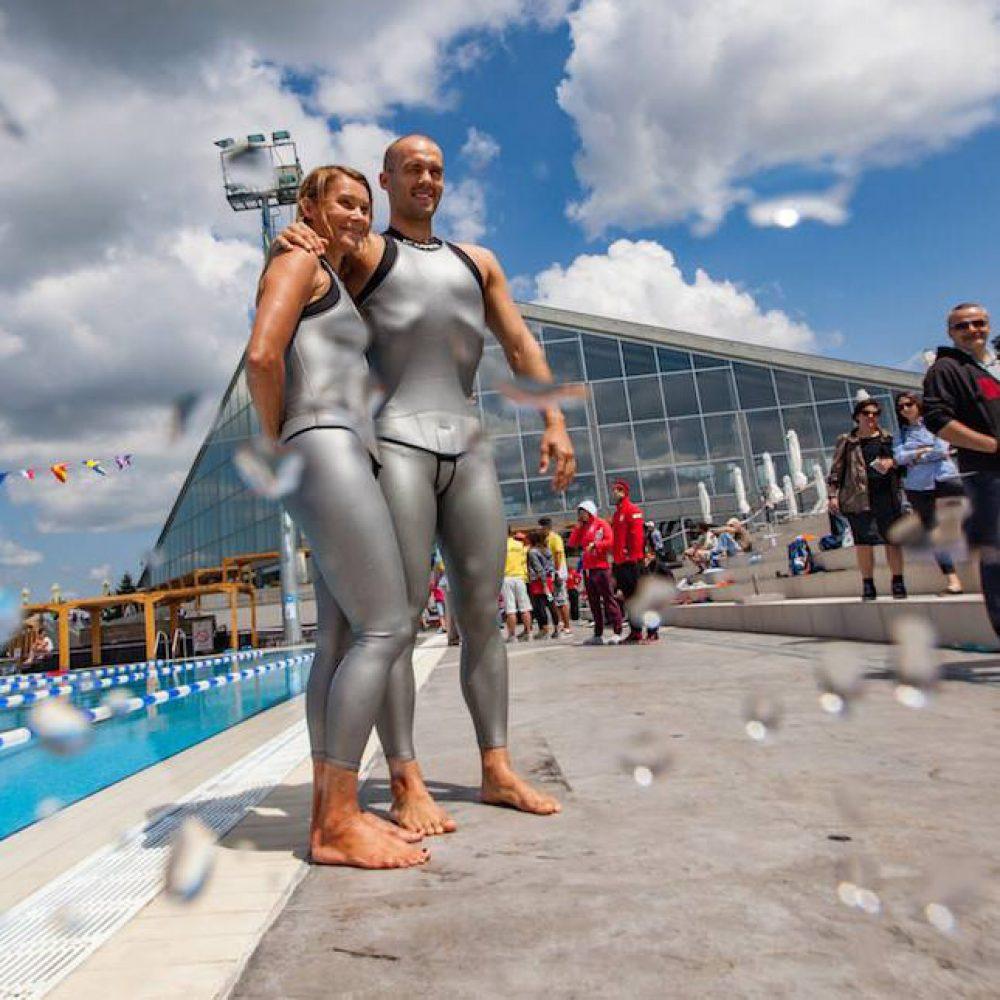 pool freediving wetsuit