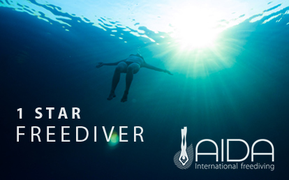 aida-1-star-freediving-course